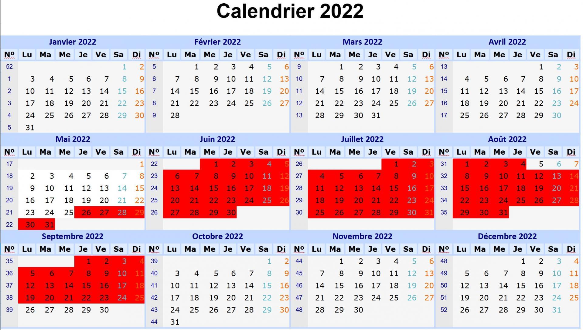 Calendrier 2022 v8